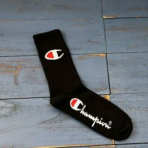 Designer Long Explosion Style Cotton Socks